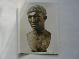 PHOTO ORIGINALE - ANDERSON-GIRAUDON : Bronze Antique - Buste De SYLLA - Musée Du Louvre - Personalità