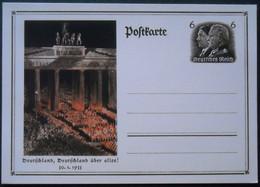 DR Ganzsache P250 Ungebraucht (2694) - Stamped Stationery