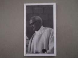 Bidprentje EH Pater Anselm -Jan Van De Ven °Baarle-Hertog 1913 Overl Leuven 1995 Geprofest Tremelo Priester Zandhoven - Todesanzeige