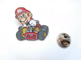 Beau Pin's Pins , Jeu Vidéo , Super Mario , Nintendo , Kart - Games