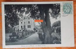 Le Blanc (Indre) : Villa De La Tour - Date Illisible - Sans éditeur - Jamais Vu Sur Delcampe - Le Blanc