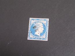 GREECE 1861 Paris Printing  20 Lep Light Blue Used.. - Used Stamps