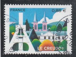 FRANCE 2019 LE CREUSOT OBLITERE YT 5345 - Used Stamps