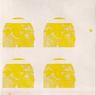GREAT EXPLORERES- 15th CENTURY GLOBE- FERDINAND MAGELLAN- PROGRESSIVE COLOR TRIAL-#4-PA6-1 - Autres