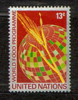 UNO New York 1971 Mi 234 Wheat And Globe - MNH - Ungebraucht