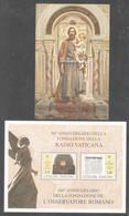 2021 - VATICANO - S51.1I - SET OF 9 STAMPS ** - Unused Stamps