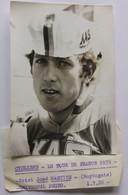 Photo  De Presse José MARTINS - TDF 1976 - Radsport