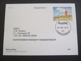 NETHERLANDS MAGAZINE CARD.     (0435) - Sin Clasificación