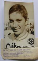 Photo  De Presse Raymond MARTIN - 60 ème TDF - 1973 - Cycling