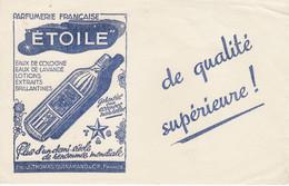 Buvard - Blotter - Parfumerie Française ETOILE - Eaux De Cologne De Lavande Parfum  - J.THOMAS GUINAMAND - Unclassified