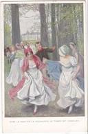 Napoléon, Parc De La Malmaison Au Temps Du Consulat - Personaggi Storici