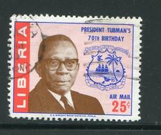 LIBERIA- P.A Y&T N°148- Oblitéré - Liberia
