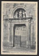 FONDI LATINA CHIESA DI S. MARIA 1946 ANNULLO: FONDI LITTORIA N° B507 - Autres Villes
