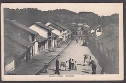 Sri Lanka (Ceylon)  - COLOMBO Native Street - Sri Lanka (Ceylon)