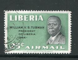 LIBERIA- P.A Y&T N°115- Oblitéré - Liberia