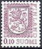 Finland 1978 0.10mk Wapen Lila PF-MNH-NEUF - Unused Stamps