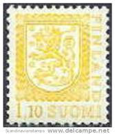 Finland 1979 1.10mk Wapen Geel PF-MNH-NEUF - Unused Stamps