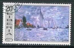 LIBERIA- Y&T N°470- Oblitéré - Liberia