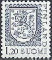 Finland 1979 1.20mk Wapen Grijs Type IIS PF-MNH-NEUF - Unused Stamps