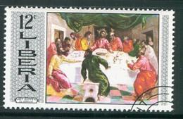 LIBERIA- Y&T N°481- Oblitéré - Liberia