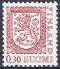 Finland 1977 0.30mk Wapen Rood Type IO PF-MNH-NEUF - Unused Stamps