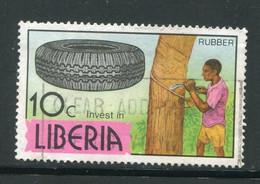 LIBERIA- Y&T N°728- Oblitéré - Liberia