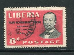 LIBERIA- Y&T N°298- Oblitéré - Liberia