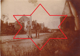 Photo Aout 1919 CANTAING-SUR-ESCAUT (près Cambrai) - Une Chapelle (A229, Ww1, Wk 1) - Other Municipalities