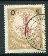 LIBERIA- Service Y&T N°142(A)- Oblitéré - Liberia