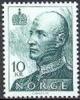 Noorwegen 2002 10kr Koning Harald 13¼x13¾ PF-MNH-NEUF - Unused Stamps