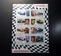 Österreich - Austriche - Austria - 2007 - N° 2654/61 - Postfrisch - MNH - Formel 1 Rennfahrer - 2001-10 Nuevos & Fijasellos