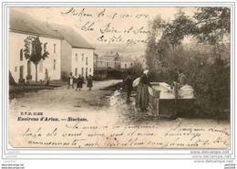 STOCKEM ..-- DVD 11332 . 1904 Vers PARIS ( Mr Prosper DUVERGER ) . Voir Verso . - Arlon