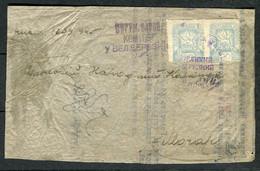 11137 WWII Carpathian Ukraine Velykyi Bereznyi Cancel 1945 Cover STAMPS - Ukraine