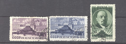 Ru0  -  Russie  :  Yv  1185-87  (o) - Used Stamps