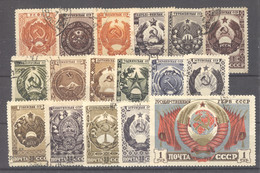 Ru0  -  Russie  :  Yv  1088-04  (o) - Used Stamps