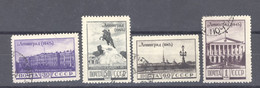Ru0  -  Russie  :  Yv  1177-80  (o) - Used Stamps