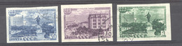 Ru0  -  Russie  :  Yv  1292B-94B   (o)    Non Dentelé - Used Stamps