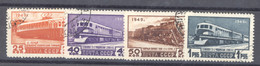 Ru0  -  Russie  :  Yv  1401-04   (o) - Used Stamps