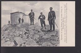 B71 /   Soldaten Montenegro Am Lovcen , Kotor - Guerra 1914-18