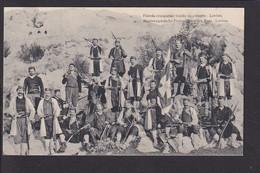 B71 /   Soldaten Montenegro Am Lovcen , Kotor 1909 - Guerra 1914-18