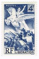 France, N° 669 - Libération - Unused Stamps
