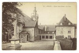 Arlon. Eglise Saint Donat, La Cure. **** - Arlon