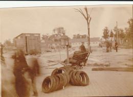 Photo Aout 1919 Secteur CAMBRAI ?? - Vue D'un Village (A229, Ww1, Wk 1) - Other Municipalities