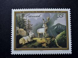 Österreich - Austriche - Austria - 2007 - N° 2685  - Postfrisch - MNH -  Gauermann - 2001-10 Unused Stamps