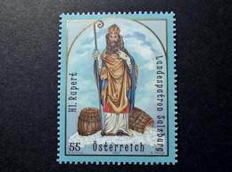 Österreich - Austriche - Austria - 2007 - N° 2686  - Postfrisch - MNH -  Landespatrone Salzburg - 2001-10 Unused Stamps