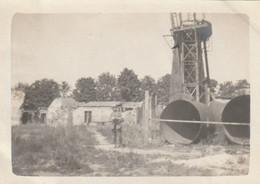 """Photo Aout 1919 HAM - Les Ruines De La Sucrerie """"Gronier"""" (A229, Ww1, Wk 1) - Ham"""