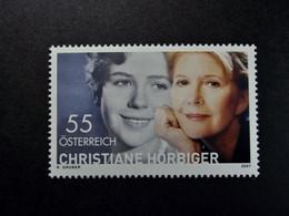Österreich - Austriche - Austria - 2007 - N° 2690  - Postfrisch - MNH - Christiane Hörbiger - 2001-10 Unused Stamps