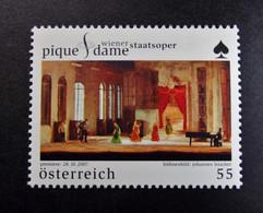 Österreich - Austriche - Austria - 2007 - N° 2691  - Postfrisch - MNH - Pique Dame - 2001-10 Unused Stamps