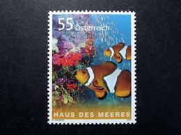 Österreich - Austriche - Austria - 2007 - N° 2694  - Postfrisch - MNH - Haus Des Meeres - 2001-10 Unused Stamps
