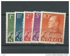 1959 MNH Norwegen, Norway, Norge, Postfris - Unused Stamps